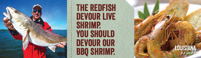 Redfish/Shrimp