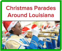 Louisiana Christmas Parades