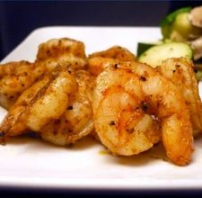 cajun seasoned shrimp