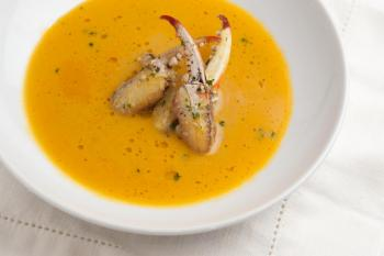 Louoisiana Blue Crab Bisque