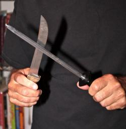 sharpen knife