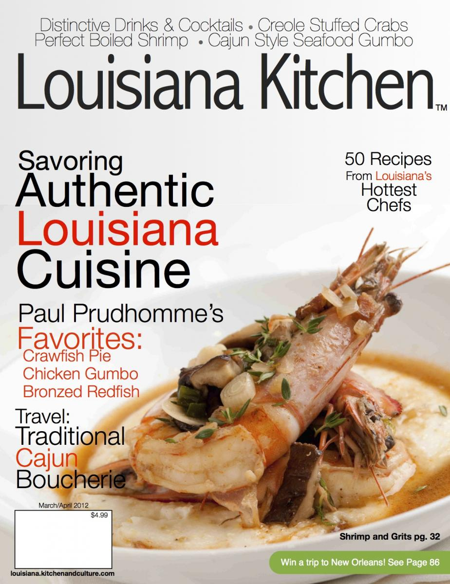 Louisiana Kitchen cover