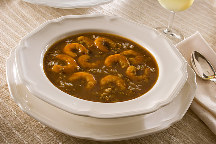 shrimp and okra gumbo soups stews andouille sausage gumbo file okra ...