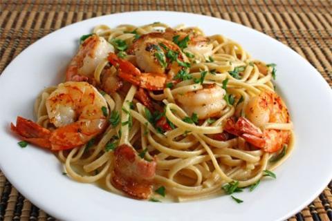 Shrimp Scampi Louisiana Kitchen Amp Culture