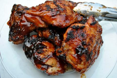 Brines and Barbecued Chicken