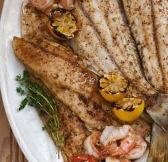 Barbecue Speckled Trout Fillets Louisiana Kitchen Culture