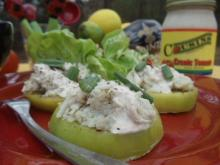 green tomatoes crabmeat
