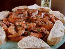 Louisiana-Style Barbecue Shrimp
