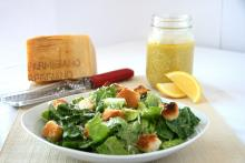 Real Caesar Salad Dressing