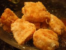 Cornmeal Chicken Nuggets