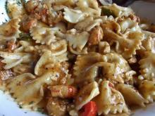 Creamy Crawfish Pasta