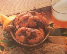 Acadian Peppered Shrimp