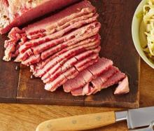 Alton Brown's Corned Beef