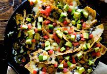 Chicken Taco Nachos