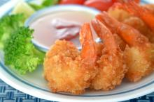 Coconut Beer Shrimp