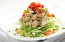 Crab Remoulade Salad