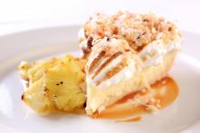 Emeril's Delmonico Coconut Cream Pie