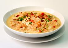 Shrimp and Grits a Ya-Ya