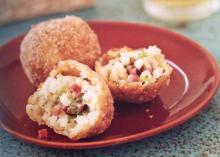 Potato Ham Croquetas