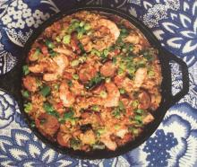 Deep South Jambalaya