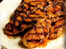 Nashville Hot Grilled Chicken