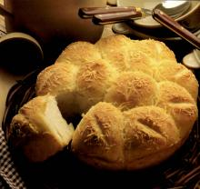 Parmesan Cheese Bread