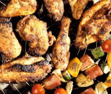 Best Damned Chicken Paul Prudhomme