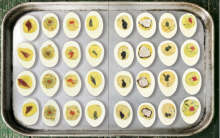 Deviled Eggs plus nine variations