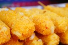 Shrimp Corn Dogs