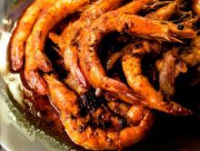 Shrimp Pan Roast