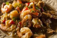 Old Fashioned Shrimp Stew
