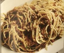 Spaghetti Antalina