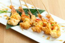 Spicy Tempura Shrimp