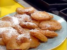 Apple Beignets