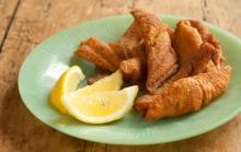 Fried Catfish Fingers