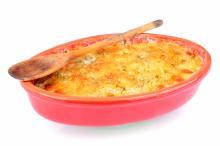 Susan Spicer's Crabmeat Gratin