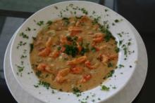 Crawfish Bisque