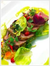 Duck Breast with Sweet Potato