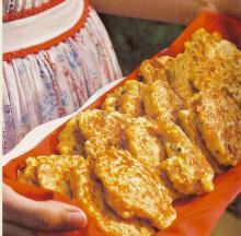 Farmers Market Corn Cakes