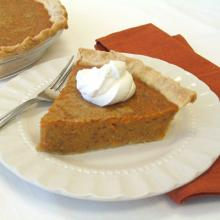 Home Made Sweet Potato Pie