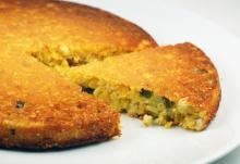 Susan's Jalapeño Cheddar Cornbread