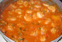 John Folse's Shrimp Creole