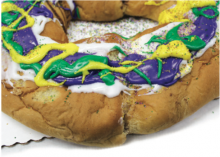 Hayde;'s King Cake