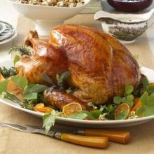 Satsuma Glazed Turkey