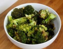 Sautéed Broccoli With Rosemary
