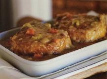 Smothered Pork Chops with Vidalia Onion Gravy