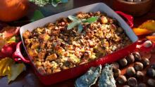 Cornbread Oyster Stuffing