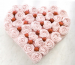 Chocolate-Raspberry Heart Cake