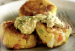 Crab and Corn Fritters Remoulade