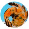 Shrimp with Cajun Butter